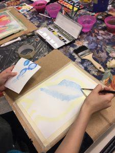 Kreativa kurser Göranssons Färg